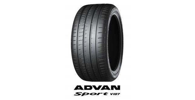 "YOKOHAMA's ""ADVAN Sport V107"" Coming Factory-Equipped on Leading German Automotive Manufacturer's Premium Cars"
