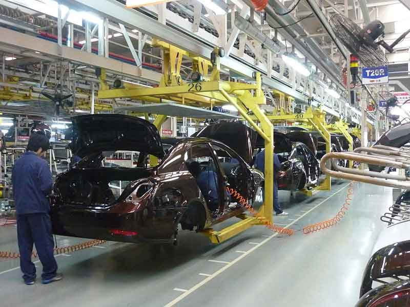 China's automotive industry bounce-back good news for global auto sector