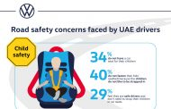 Volkswagen addresses child safety, benefits of timely travel and anxiety on the road based on recent research