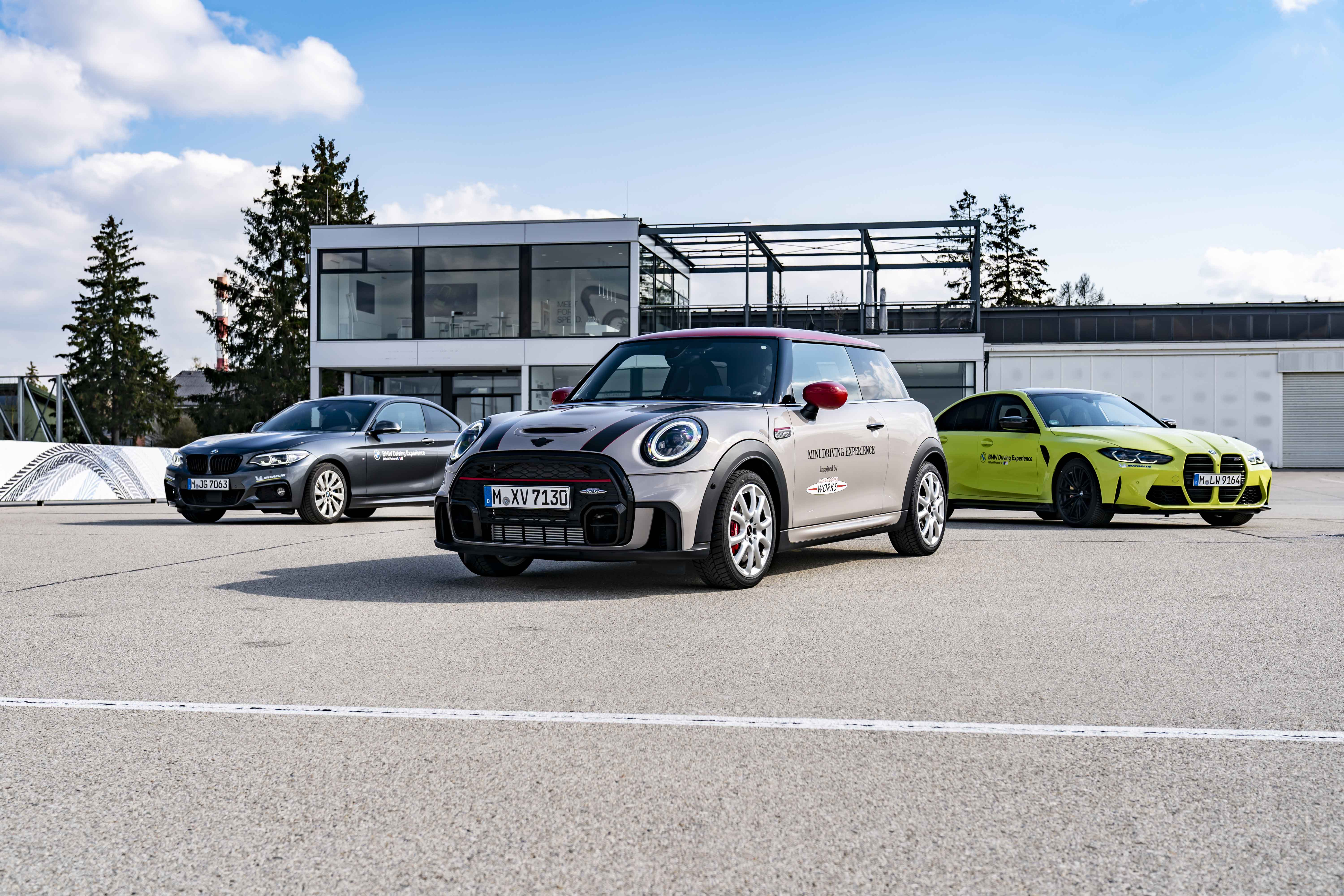 The BMW and MINI Driving Experience for people with disabilities