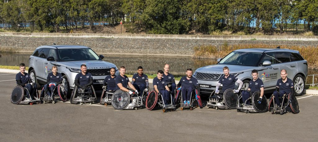 Land Rover Signs World First Rugby Sponsorship Agreement