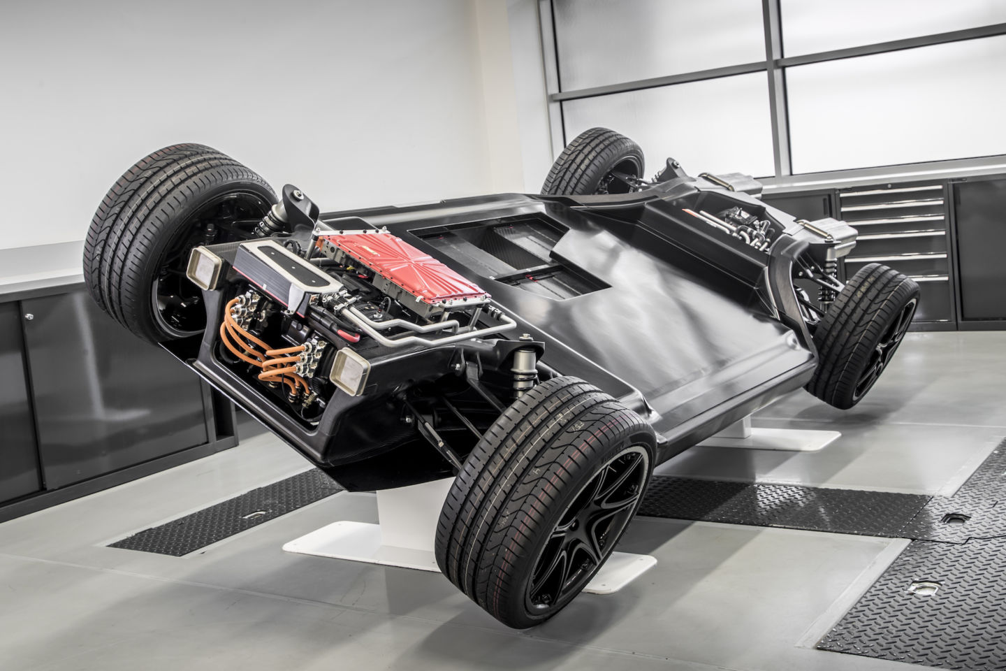 Frank Williams Makes New Platform for Electric Cars