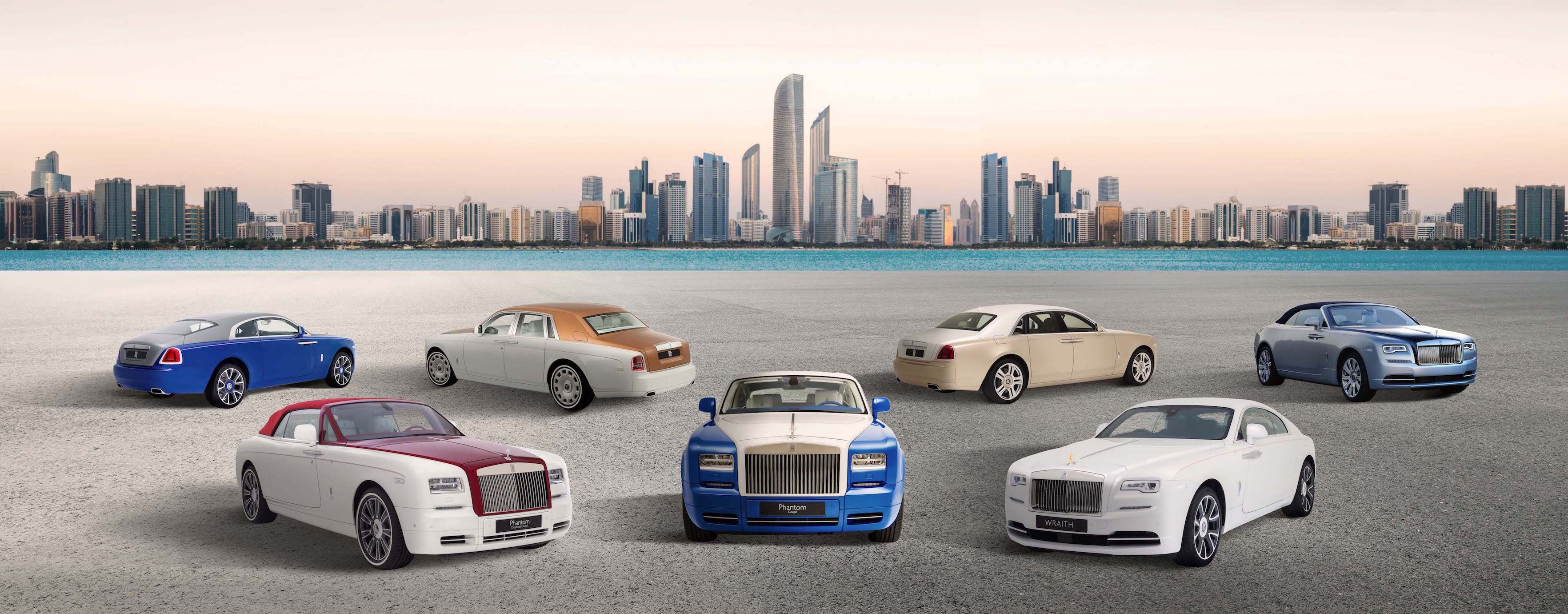 Rolls-Royce Debuts 'Wisdom' Collection Inspired By the Father of the Nation