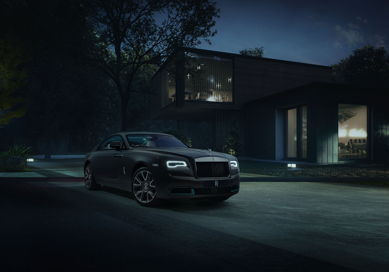 Rolls-Royce Reveals Subtle Clues To Mysterious Wraith Kryptos Code