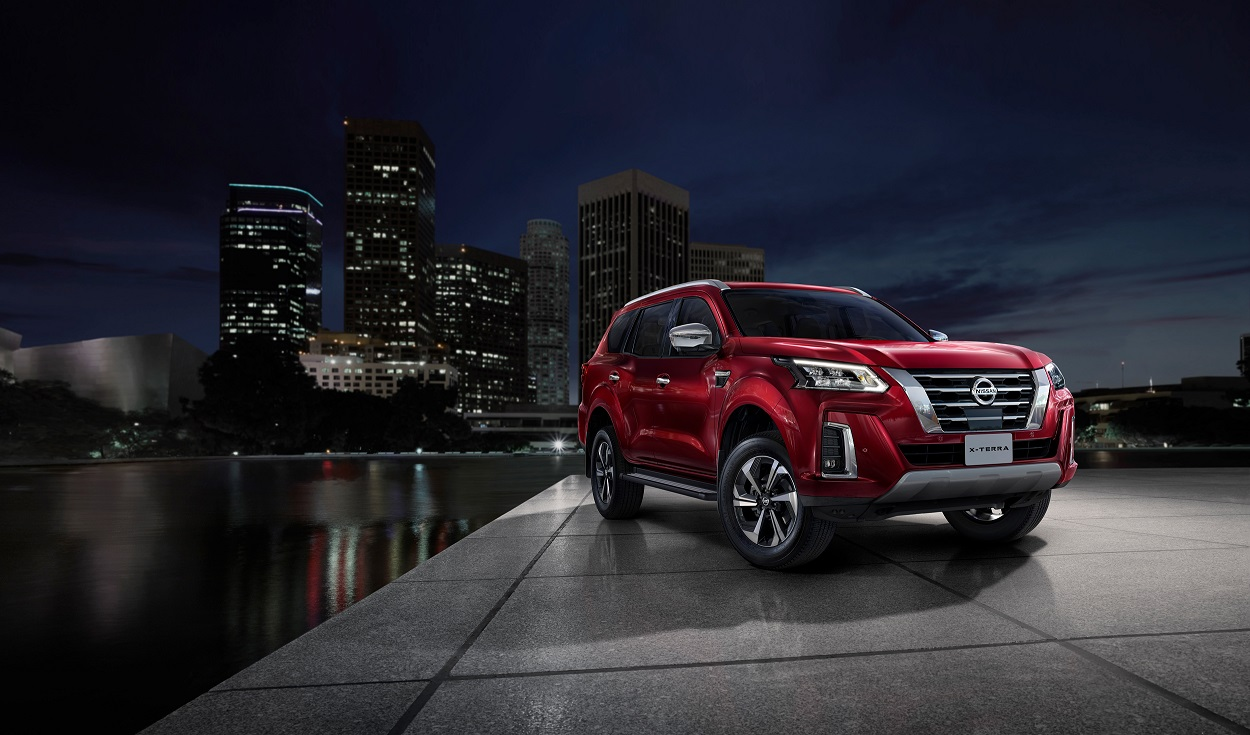 Arabian Automobiles Nissan announces arrival of All-New X-Terra 2021