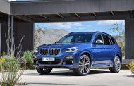 BMW Opts for Yokohama Advan Tire as OE on X3 M Performance Model