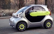 XEV YOYO is First 3D Printed Car