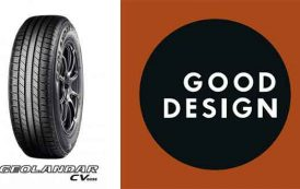 YOKOHAMA GEOLANDAR Tire Receives Chicago Athenaeum's 2020 Good Design Award