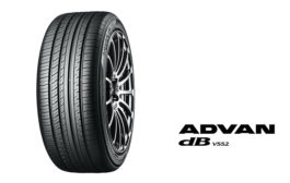 Yokohama Rubber Calls ADVAN dB V552 its Most Silent Tire Ever