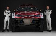 Car with Yokohama Geolander Tires to Compete in 2020 Dakar Rally