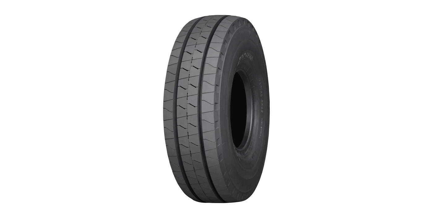 Yokohama Tire Launches New Tire for Port Applications