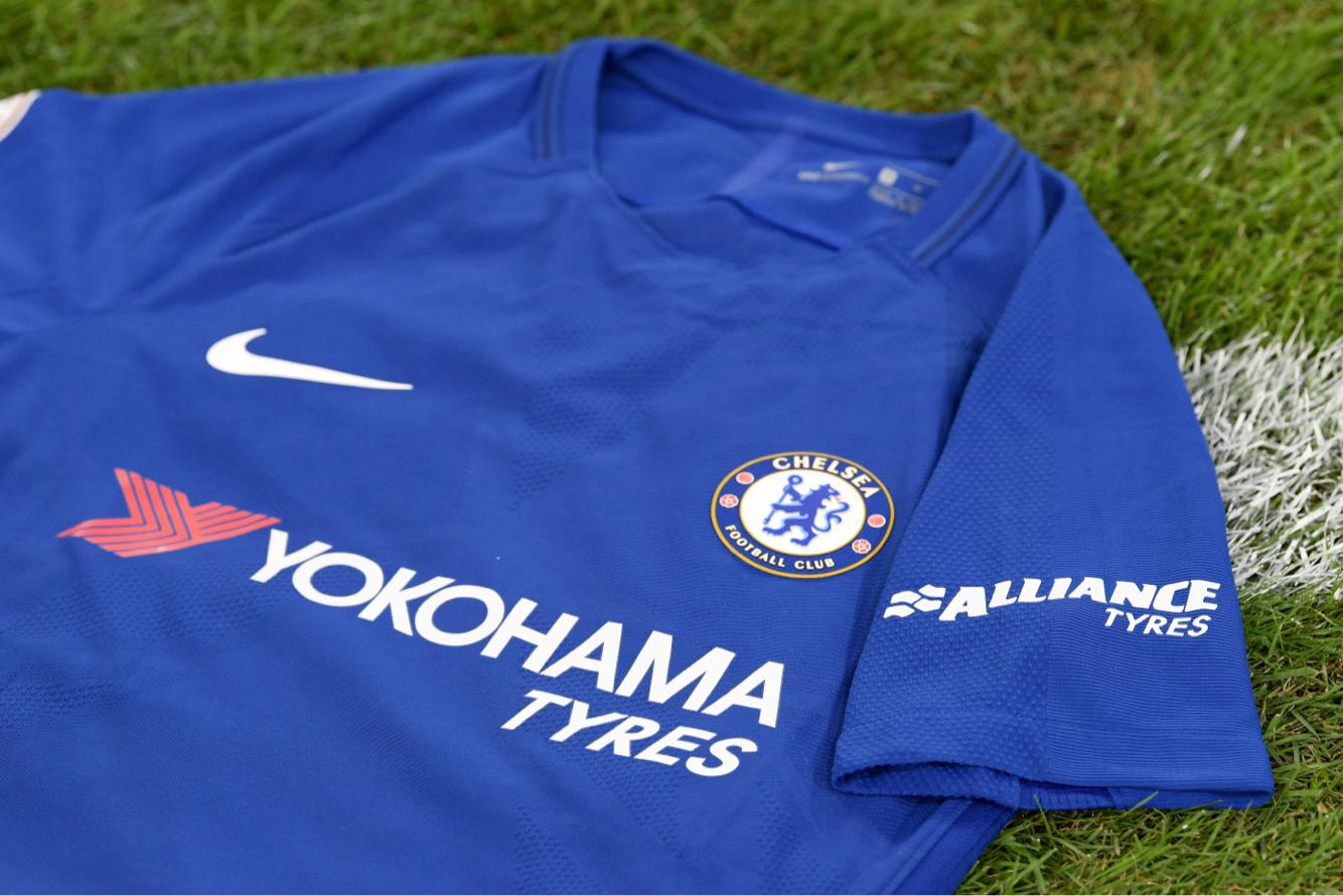 Yokohama Becomes Chelsea Sleeve Sponsor