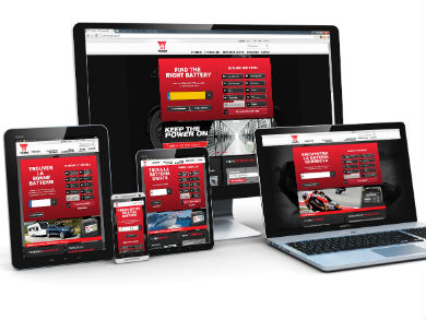 Yuasa Battery Europe Revamps Website for Better Functionality