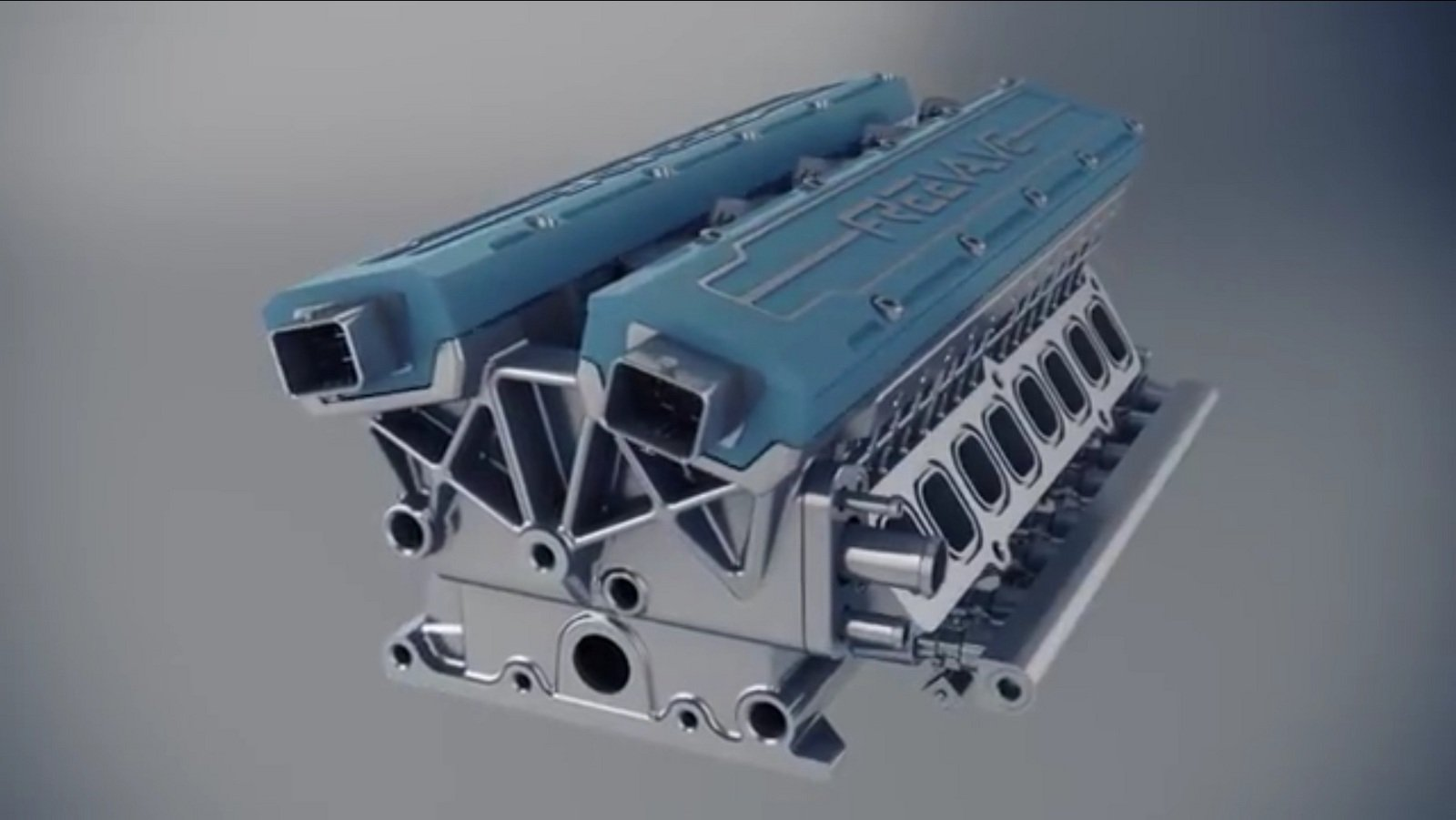 GlideValve Engine Technology Pioneers Camless Valvetrain Concept