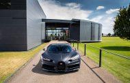 Bugatti Delivers 200 Chirons