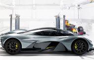 Aston Martin Announces AM-RB 001 Technical Partners
