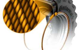 Continental Develops Tire Technology to Minimize Soil Compaction