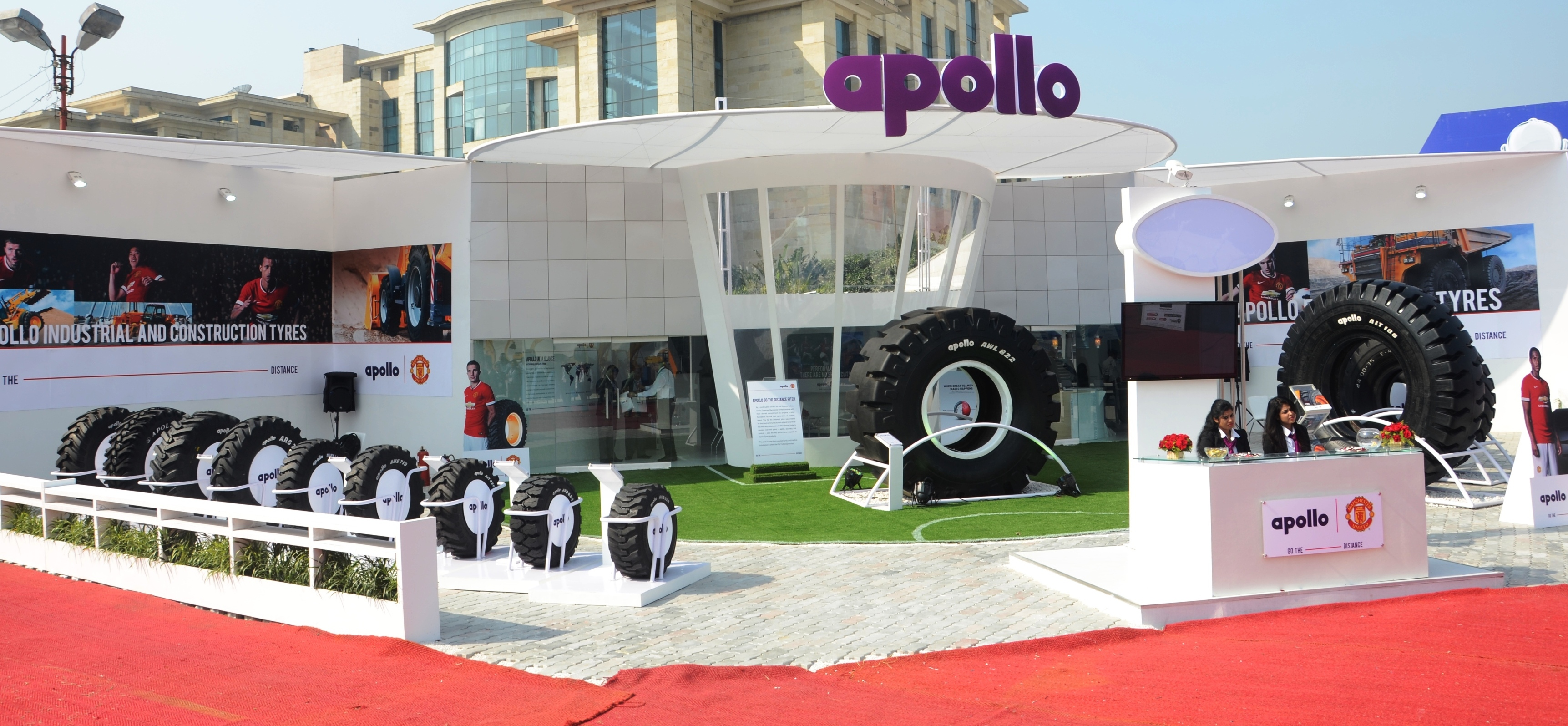 Apollo Tyres and Rubber Research Institute Receives Patent for Special Grade ENR