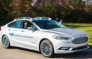 Ford Reveals New Driverless Car Design