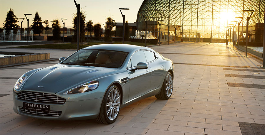 Aston Martin Celebrates Timeless Appeal With New Pre Owned Program Tires Parts News