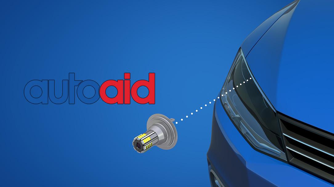 Autoaid to Showcase Automotive Bulb Camera at CES 2018