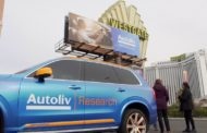 Autoliv Performs Crash Tests to Test Safety Systems for Older and More Diverse Motorists