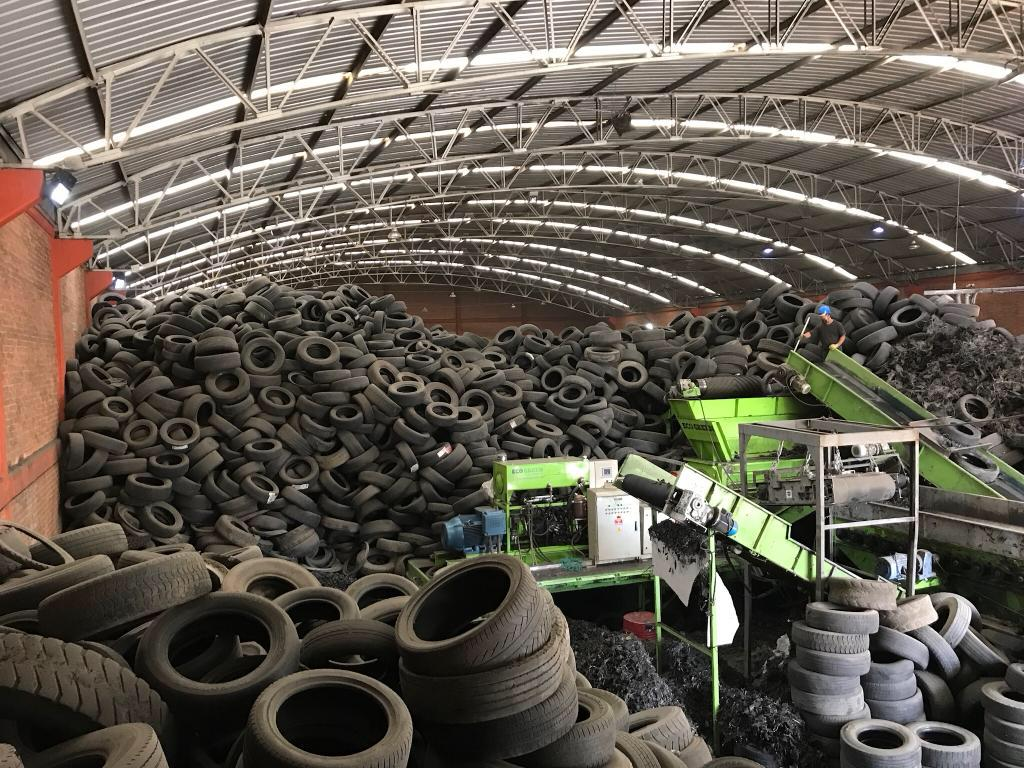Enviro to Set up Two Tire Recycling Ventures in the US