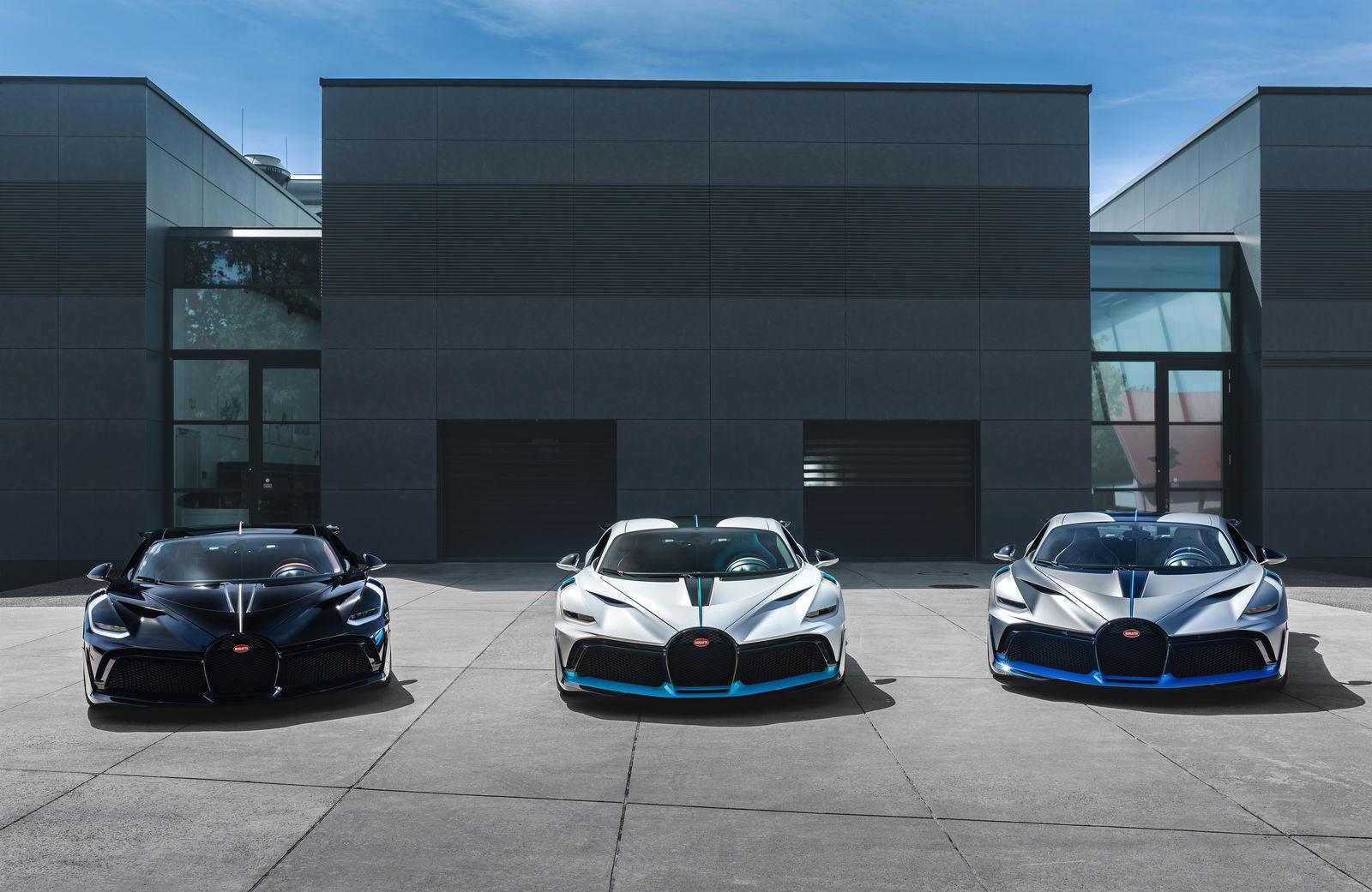 Bugatti Divo – deliveries to customers begins