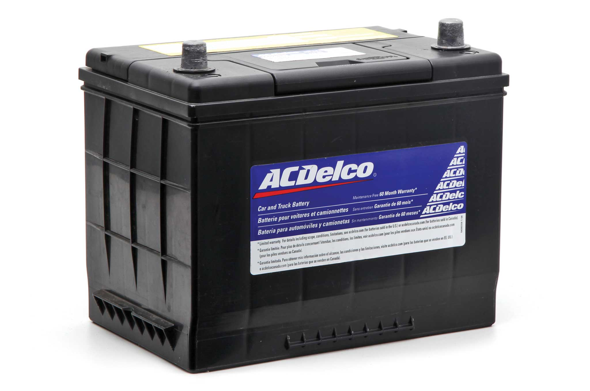 Ac Delco Battery >> Acdelco Expands Selection Of High Reserve Capacity Batteries Tires