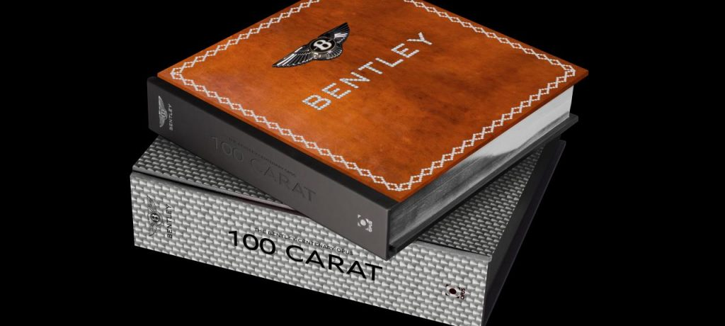 Bentley Marks Centenary with Limited Edition Book
