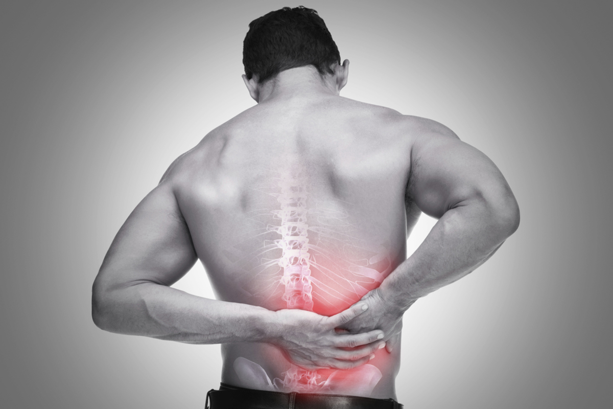 Dealing with Low Back Pain at the Office