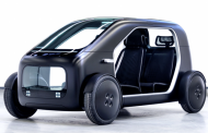 Biomega Unveils Imaginative Electric Concept Vehicle