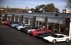 Collection of BMW Legends Available for USD 2.3 Million