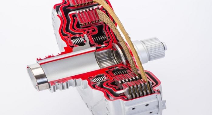 BorgWarner makes New Dual-clutch module for ZF transmission