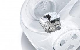 Bosch Develops E-Axle for Electric cars