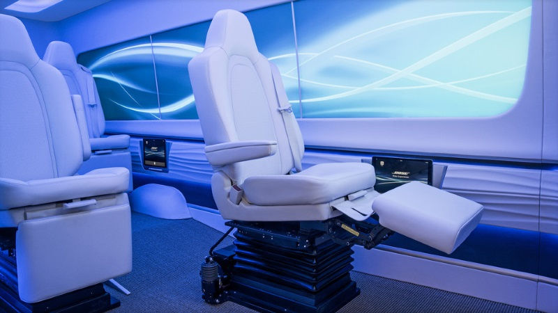 Bose Innovates Seat Suspension Technology for Passenger Cars