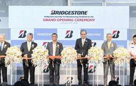 Bridgestone Opens Factory for OTR Plant in Thailand