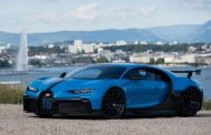 The Bugatti Chiron Pur Sport arrived in Geneva