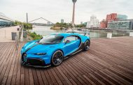 Bugatti Düsseldorf presents the new Chiron Pur Sport at European Roadshow