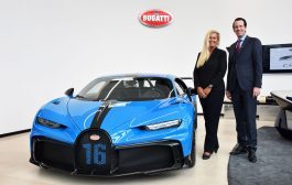The Chiron Pur Sport excites Switzerland