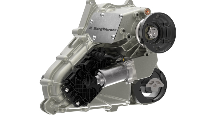 Transfer Case from BorgWarner provides Superior AWD for Range Rover Velar