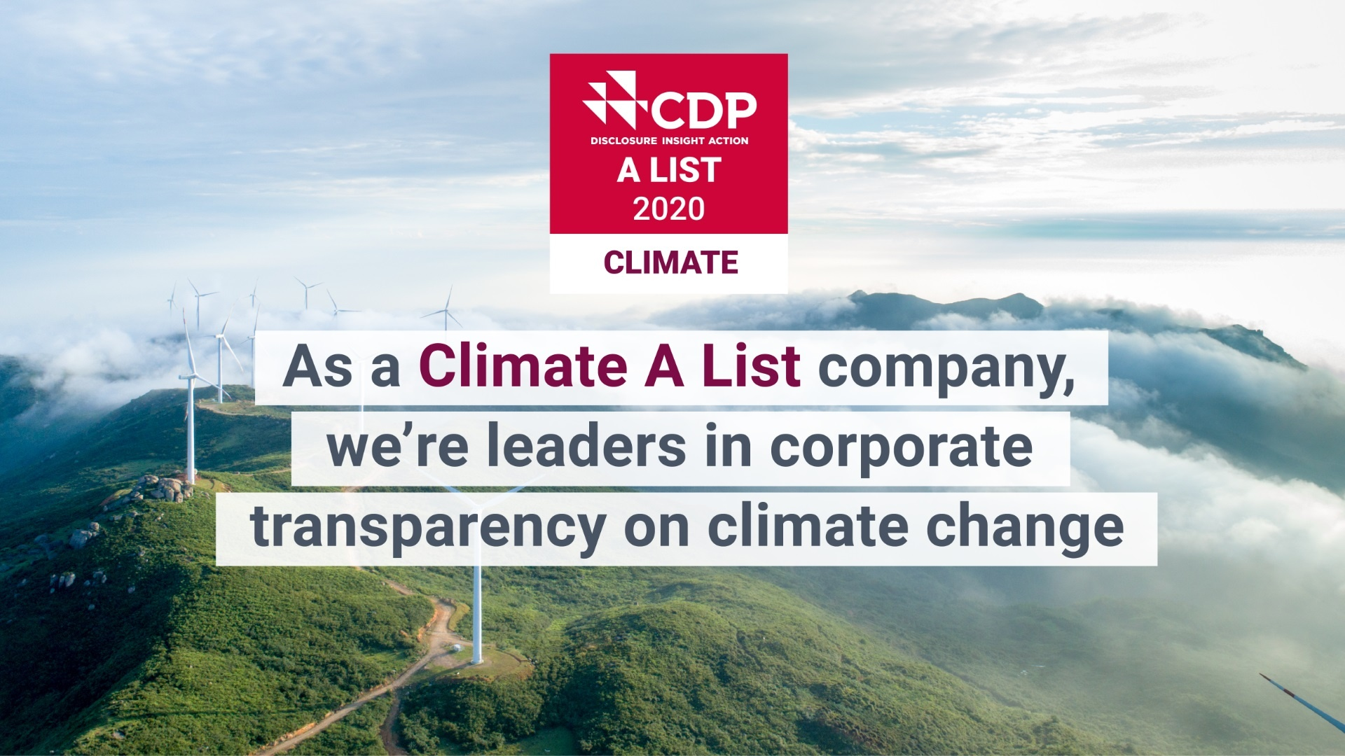 Ford Again Receives Global Corporate Sustainability Honors For Leadership In Climate Change