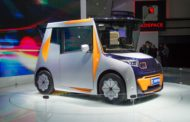 Ex-BMW Designer Designs EV Primarily as Living Space
