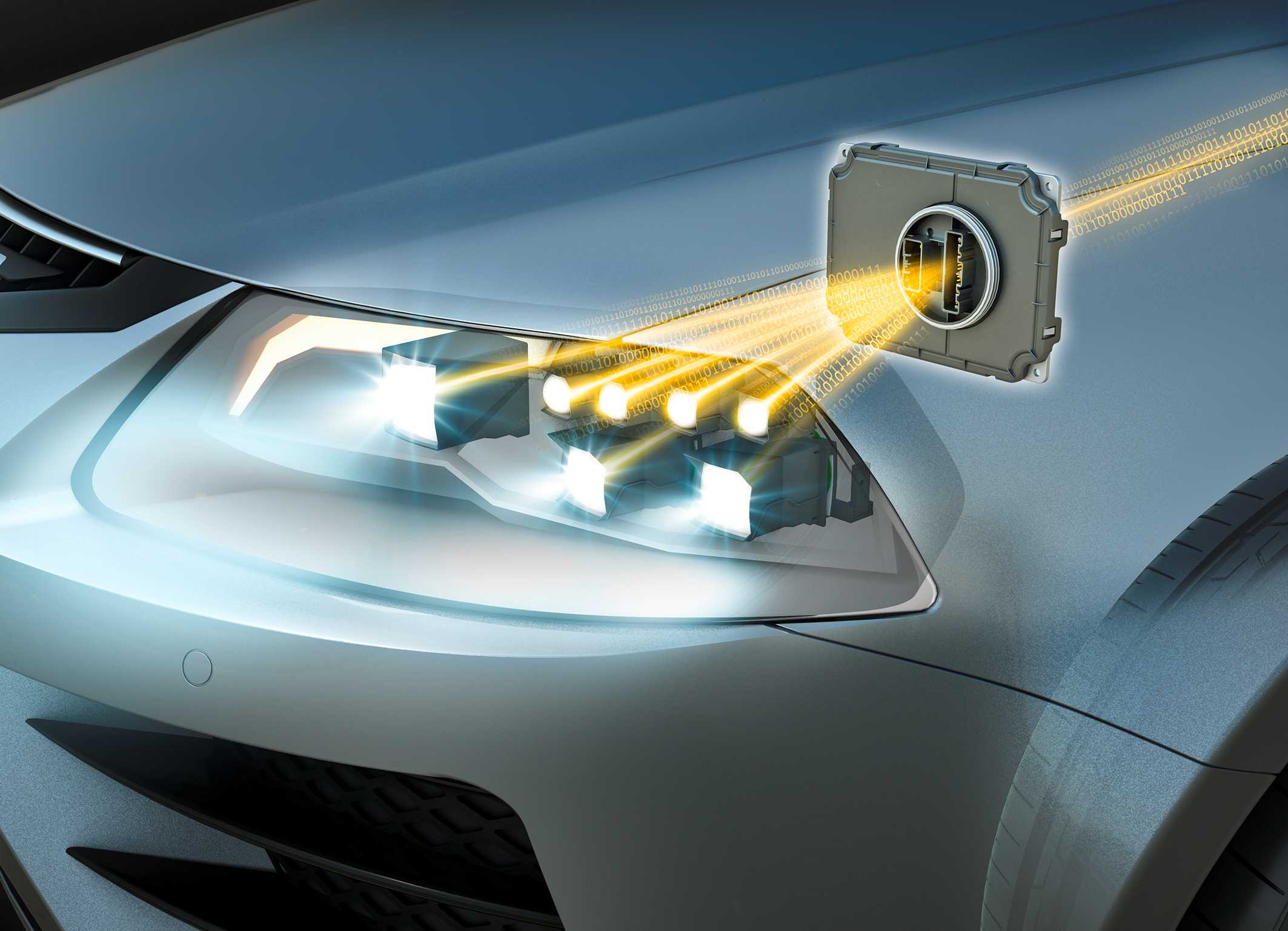 Osram and Continental to Set Up Joint Venture for Intelligent Automotive Lighting Solutions