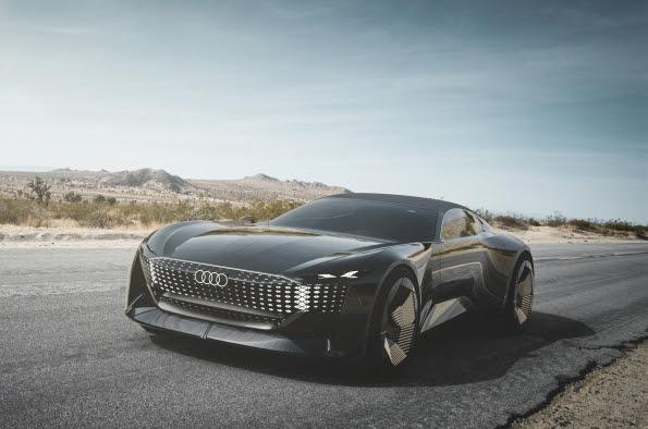 Audi skysphere concept the future is wide open