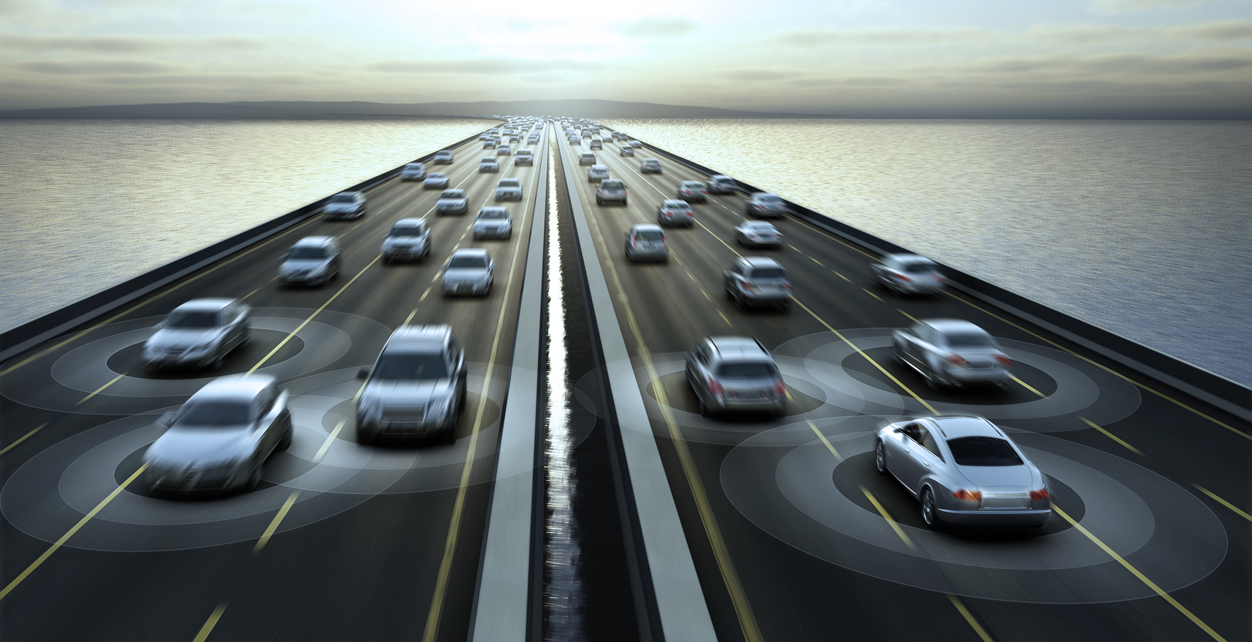 Connected Cars Expected to Contribute USD 18 Trillion to European Economy by 2050