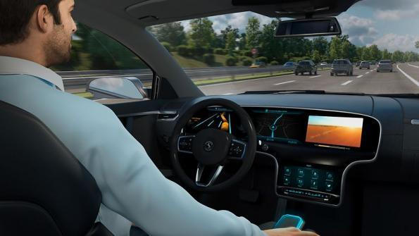 Continental Develops Device to Make Transition to Self-Driving Easier