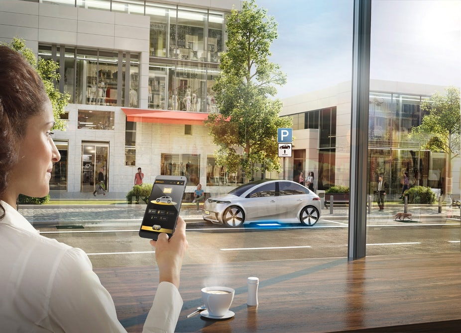Continental to Showcase Wireless EV charging pads at CES