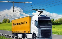 Continental and Siemens Mobility to Supply Trucks Across Europe with Electricity from Overhead Lines