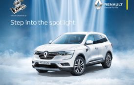 Renault Middle East Sponsor of The Voice Arabia and The Voice Kids